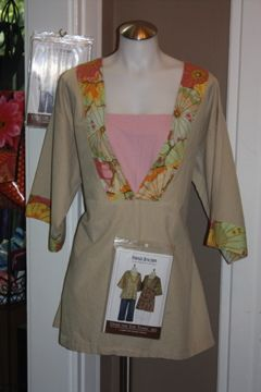 Over The Top Tunic by Fun At Honey Run, via Flickr