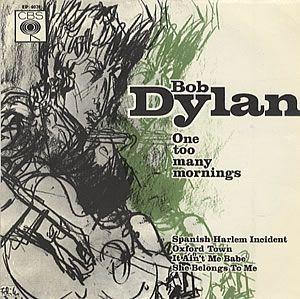 Bob Dylan - One Too Many Mornings (Vinyl) at Discogs | Bob