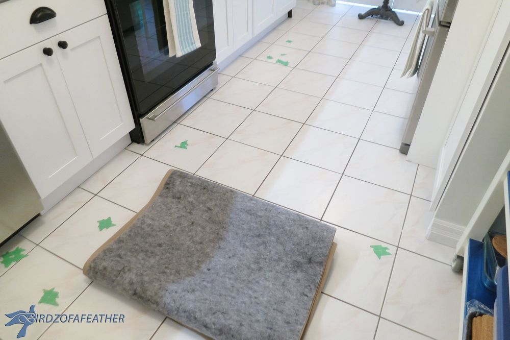 Got Chipped Floor Tile Try This Fix Home Pinterest Household