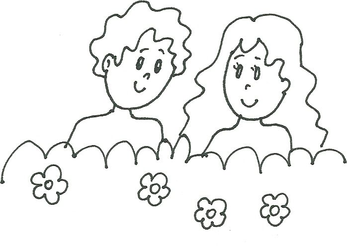 ME ABURRE LA RELIGIÓN: ADÁN Y EVA PARA PREESCOLARES | RELIGIÓN ...