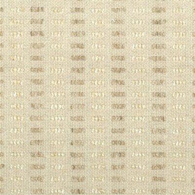 Stout Fabrics <p></p><strong>Features:</strong><ul><li>Material: 52% Polyester and 48% cotton</li><li>Color: Almond/Oatmeal</li><li>Made in the USA</li><li>Type: Upholstery</li><li>Designer: Stout</li><li>Pattern: Striped</li><li>Railroaded: No</li><li>Horizontal Repeat: 0.375</li><li>Vertical Repeat: 1.25</li><li>Color: Almond/Oatmeal</li><li>Recommended Use: Indoor</li><li>Fabric Content: Polyester Blend<ul><li>Fabric Content Details: 52% Polyester and 48% cotton</li><li>Genuine Leather Type: