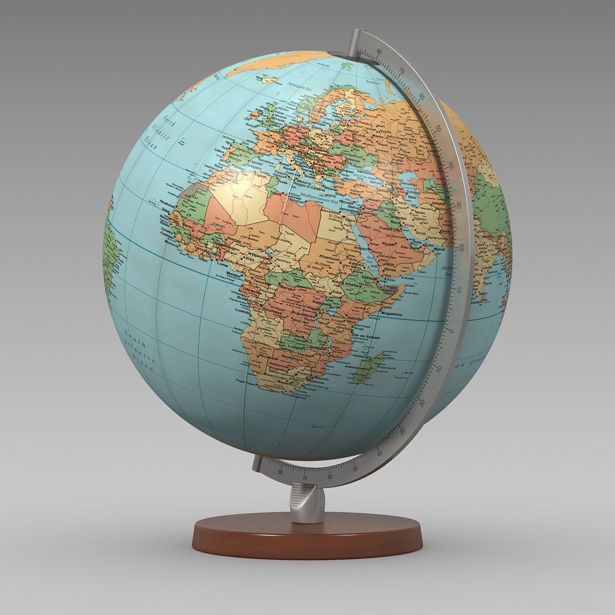 3d model world globe 3d model 3d modeling pinterest globe 3d model world globe 3d model gumiabroncs Choice Image