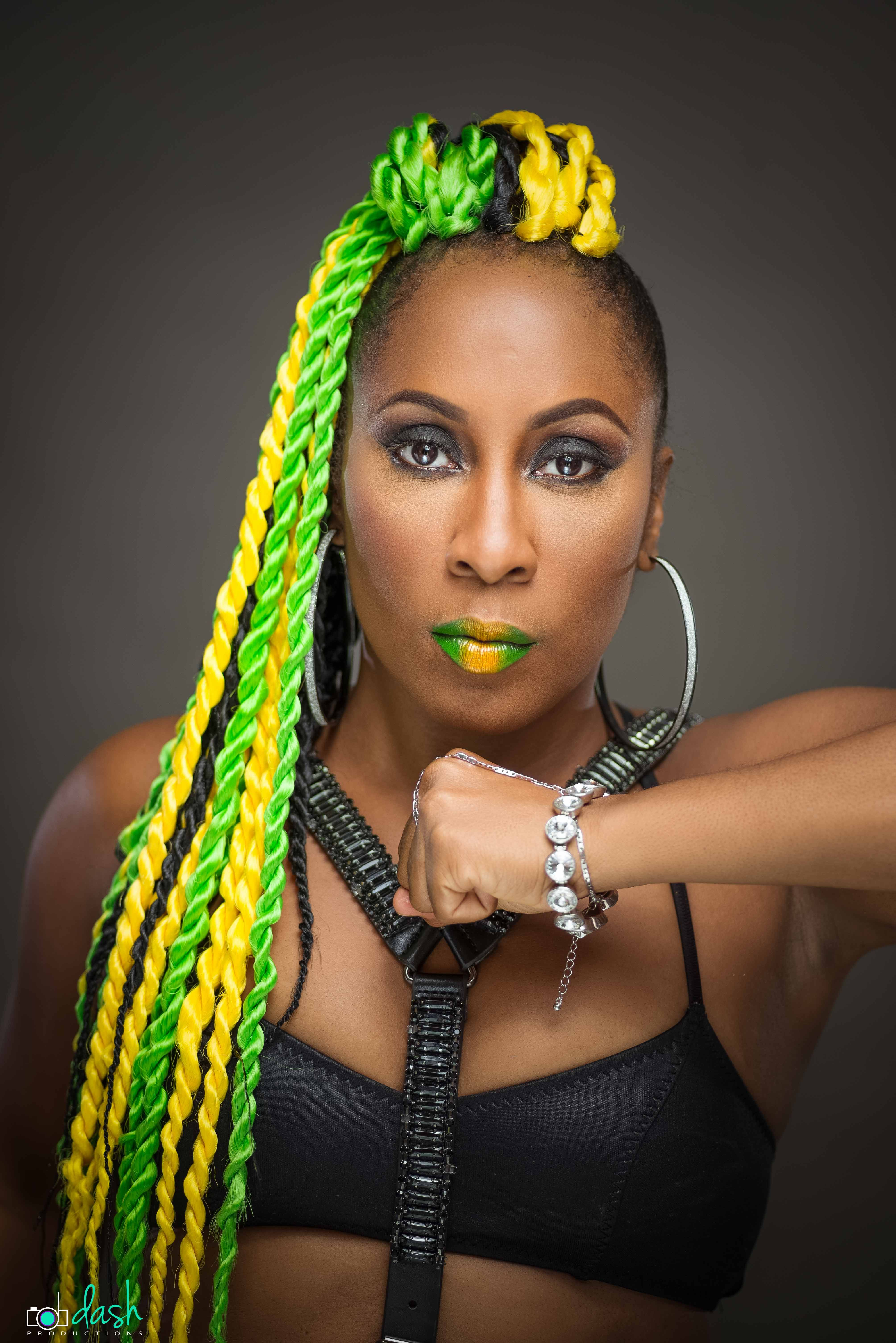 Jamaica Flag Colours Hairstyle Hair Styles Hairstyle Unique Hairstyles