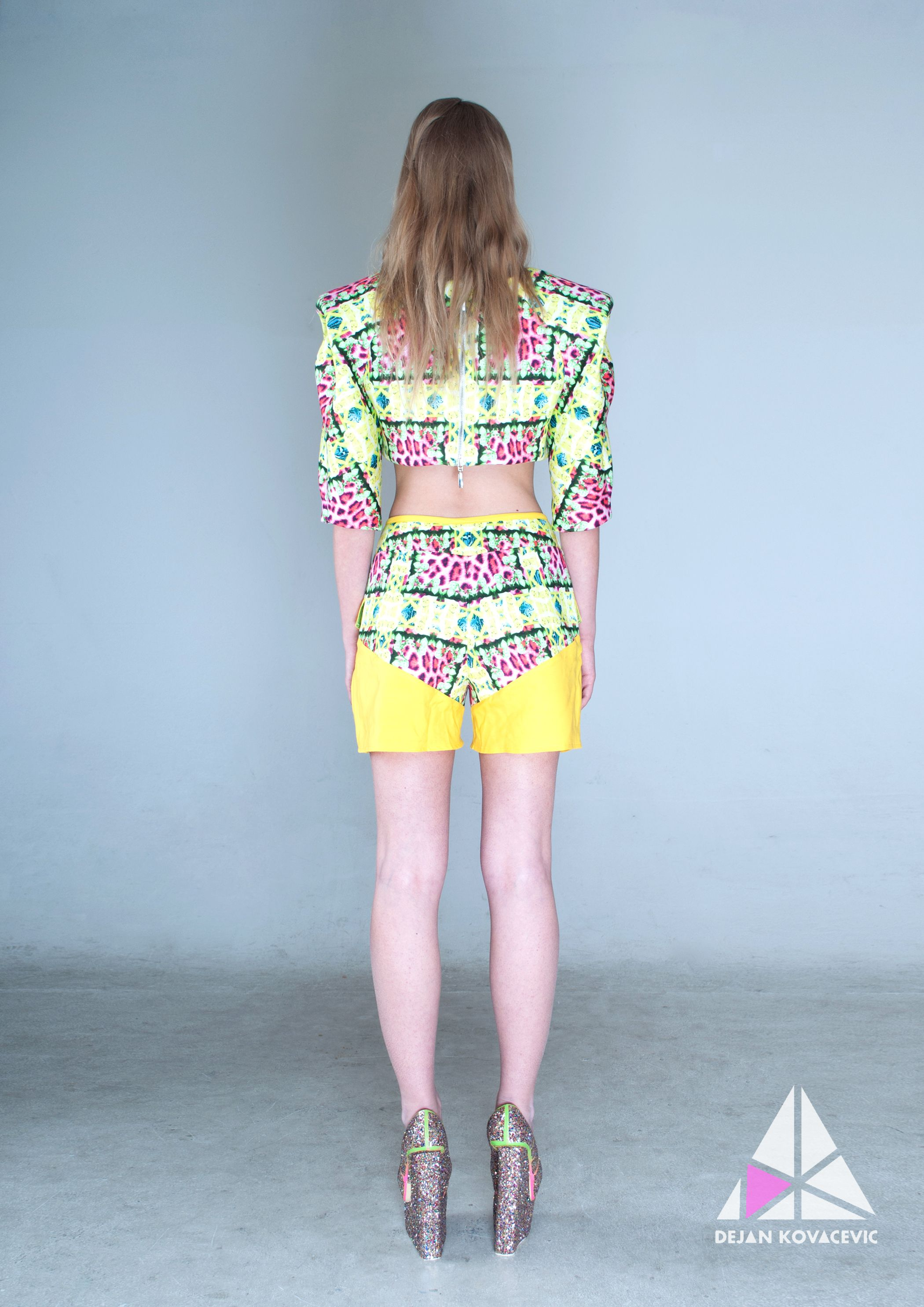 #FOLKART ready to wear LOOKBOOK by Smiljka Boskov