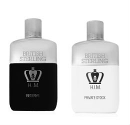 #GORGEOUSGIVEAWAY: BRITISH STERLING H.I.M. MEN'S COLOGNE #beautyinthebag #cologne #britishsterling