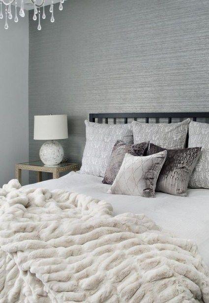 Top 10 Bedroom Wallpaper Ideas Pinterest Top 10 Bedroom Wallpaper Ideas Pinterest Home Nice Home Grey Wallpaper Bedroom Bedroom Diy Master Bedroom Wallpaper
