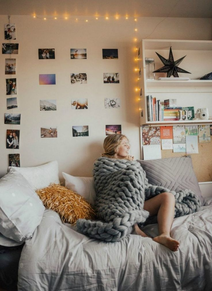20 College Dorm Room Ideas To Channel Your Inner Minimalist With |  Apartment Inspo | Pinterest | Traumzimmer Und Raumgestaltung
