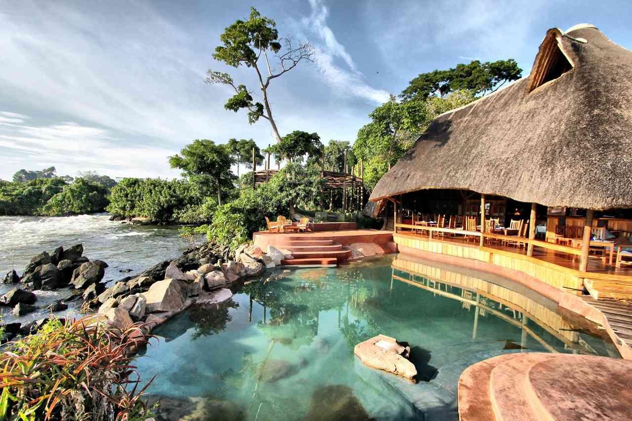 Five Hotels Swimming Pools In Uganda Adventure 256