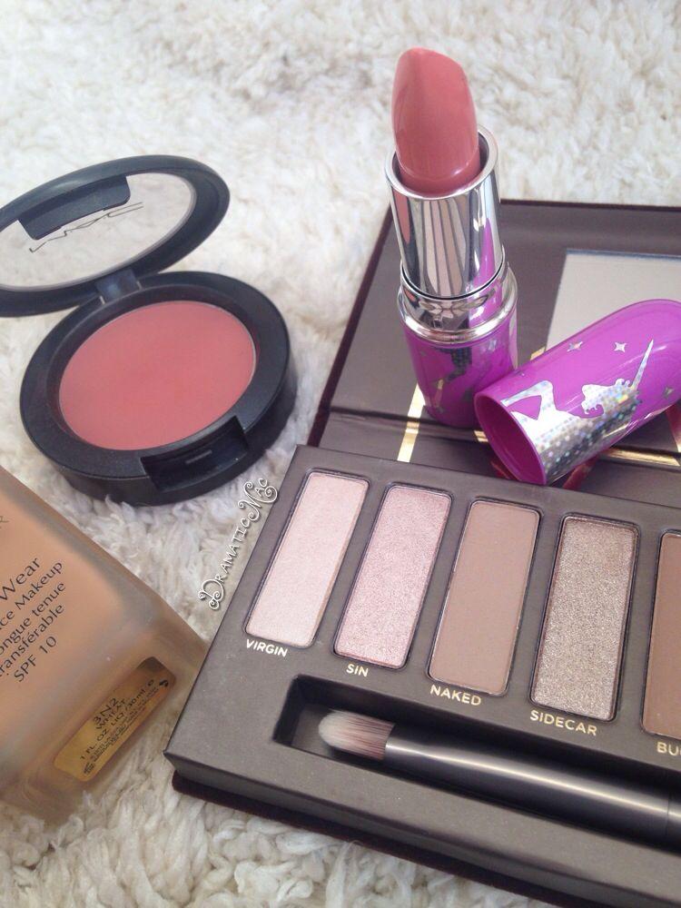 Makeup is beauty