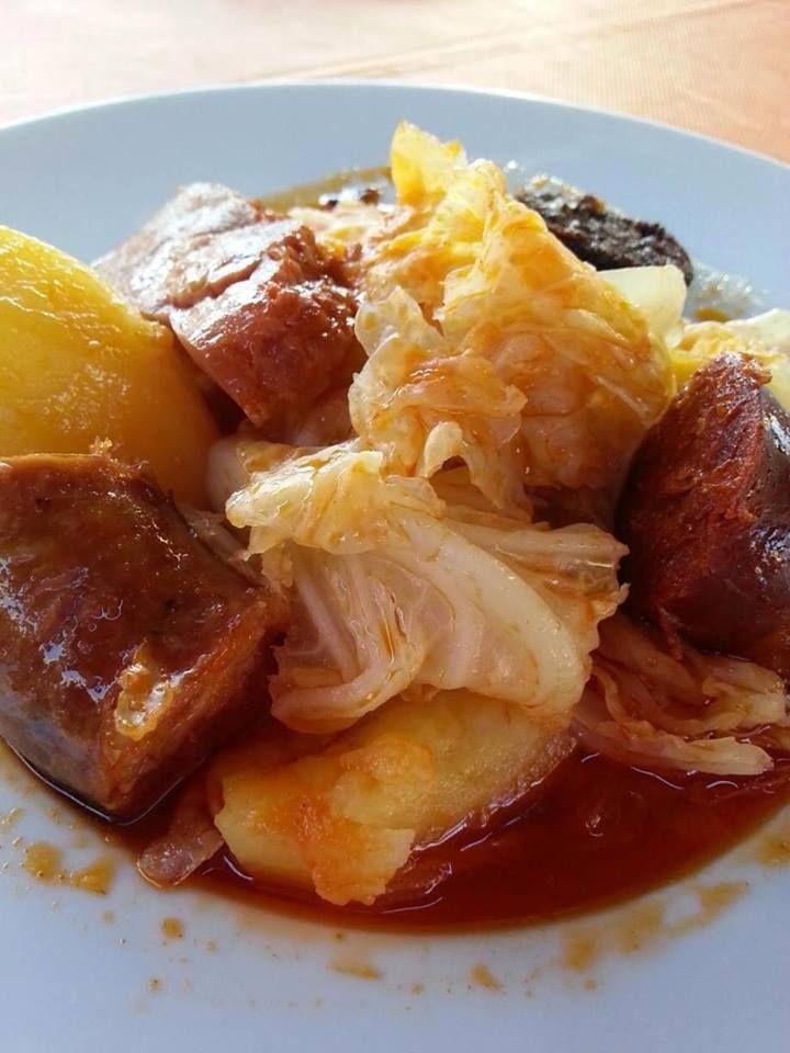 Cocido de Lombarda al estilo de nuestra Chef ! Buon Apetite !