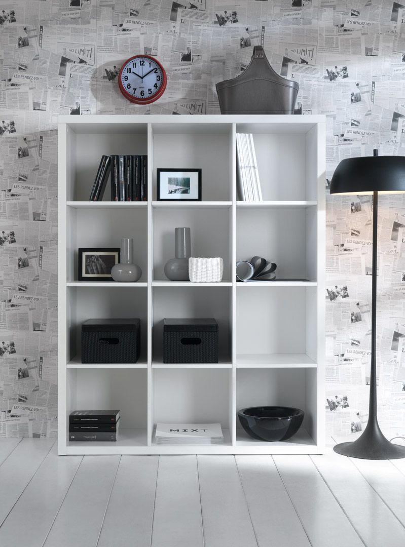 A Modern Cube Shelving Solution Ideal For Displaying Items