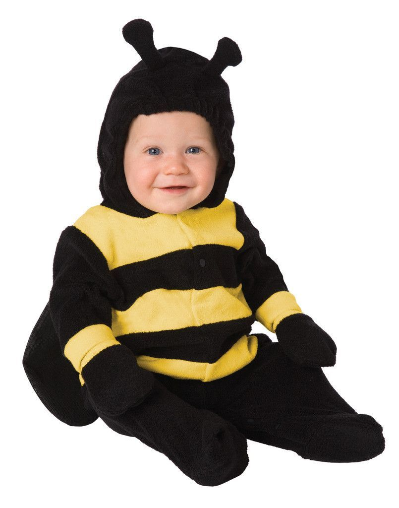 Baby Bumble Bee Infant / Toddler Costume | Toddler bumble ...