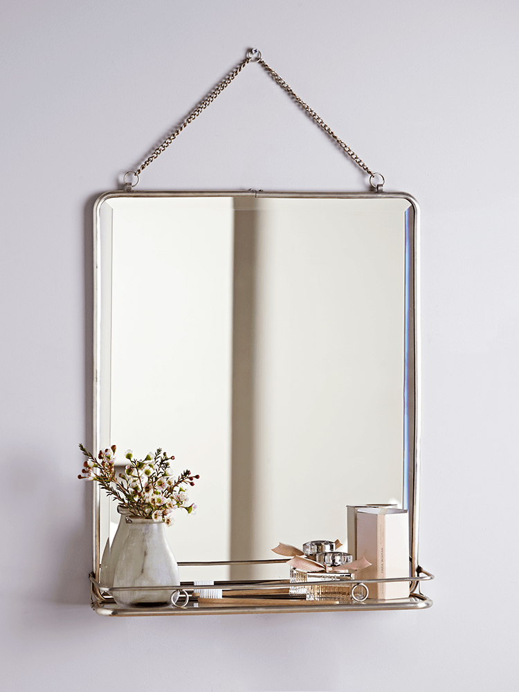Bathroom Mirror Ideas (DIY) For A Small Bathroom | I'd Buy This for on bath tub with shelf, bathroom mirror with ledge, bathroom vanity mirrors for frames, bathroom mirror with lights, curtains with shelf, bathroom tongue and groove walls, bathroom mirror with bluetooth, bathroom mirror with cabinet, bathroom mirror with wood trim, bathroom cabinets product, wash basin with shelf, bathroom vanity large mirrors, bathroom mirror with electrical outlet, rack with shelf, bathroom mirrors product, bathroom mirrors at lowe's, mirror display shelf, bathroom shelves pottery barn, kitchen with shelf, bathroom sink shelf,