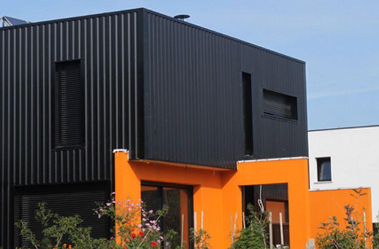 Pin by Ioana Lupas on Ideas for rural office conversion Pinterest - avantage inconvenient maison ossature metallique