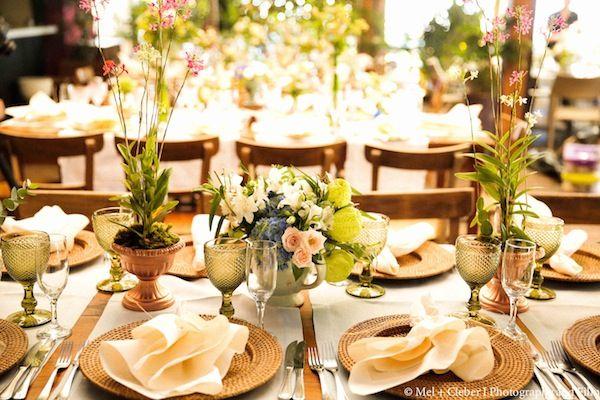 Casamento na Praia | Gisele + Fernando | Vestida de Noiva | Blog de Casamento por Fernanda Floret