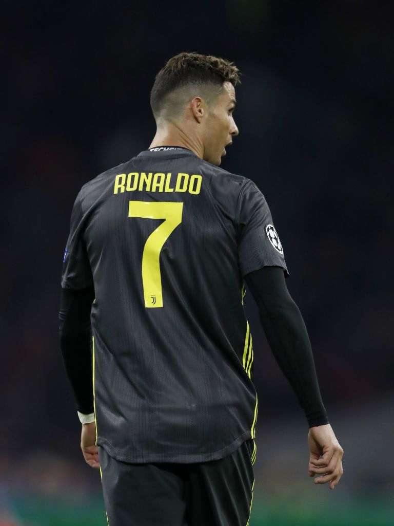Ifutbal Cristiano Ronaldo Hairstyle Cristiano Ronaldo Team Ronaldo