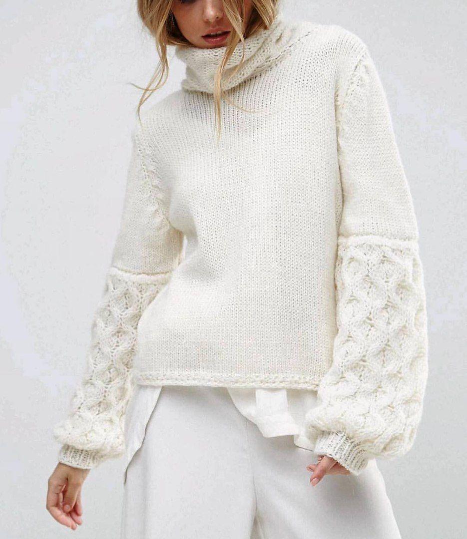 Фотографии Полины Крайновой   джемперы, свитеры, пуловеры ...