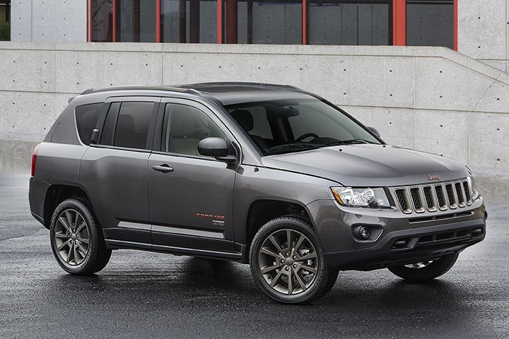 Get The Latest Reviews Of The 2017 Jeep Compass Find Prices