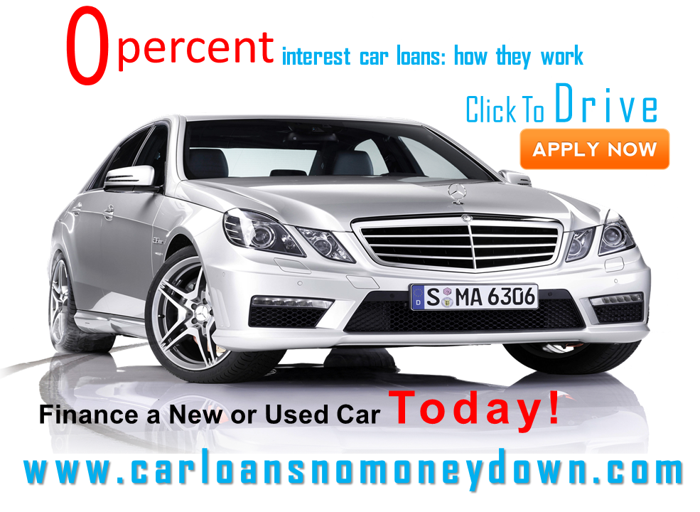 Looking For Zero Percent Interest Car Loans Times Have Changed