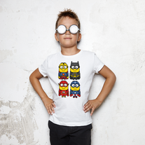 LITTLE TROOPER BOYS T SHIRT Boys 100% Ring Spun Combed Cotton Short Sleeve T-Shirt.  Compromise is not a dirty word in the U.S.A. Printed with eco-friendly, water-based inks for an extra soft finish.  Made from 100% combed cotton. This Youth t-shirt is pajama soft and cut for a flattering fi...
