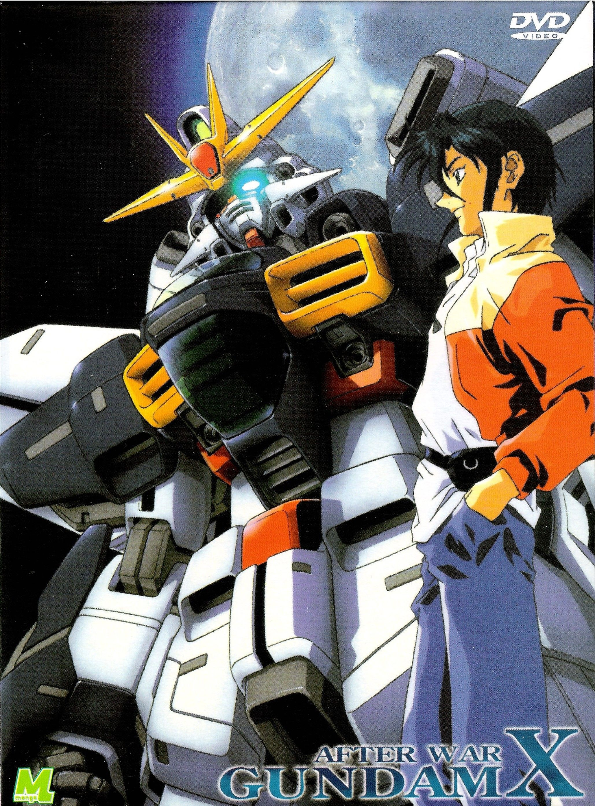 Garrod Ran Gundam, Anime, Gundam art