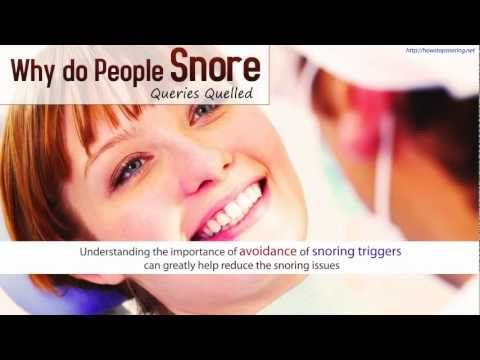 how to avoid snoring by yoga