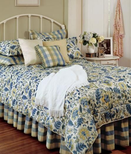 Hatfield Comforter Future Bedroom Ideas Country Curtains Cottage Bedroom