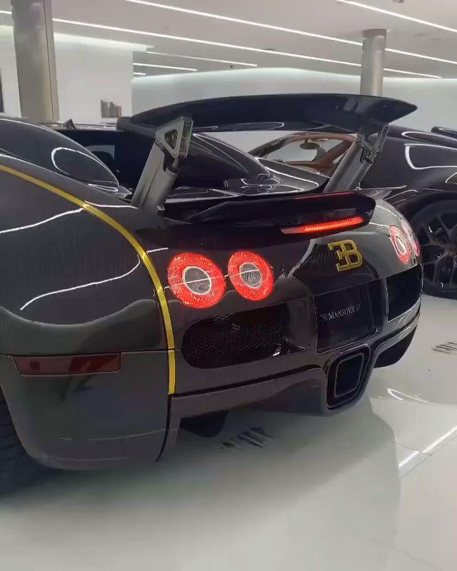 Mansory Veyron - #Mansory #Veyron
