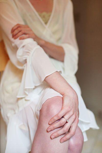 bridal wrap