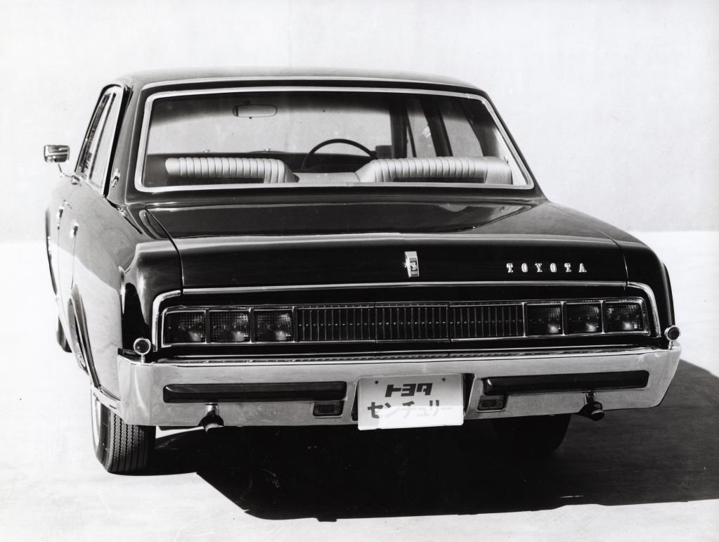 初代センチュリーに見るトヨタの高級車への意気込み デザイン編 motorfan モーターファン ギャラリー 高級車 トヨタ センチュリー