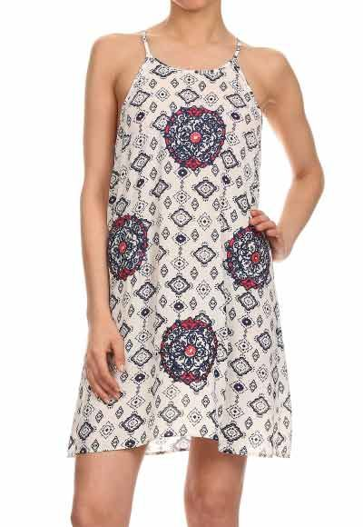 Only $53 at Indigo Bleu Fashion! #boho #bohemian #summer #fashion www.indigobleufashion.com