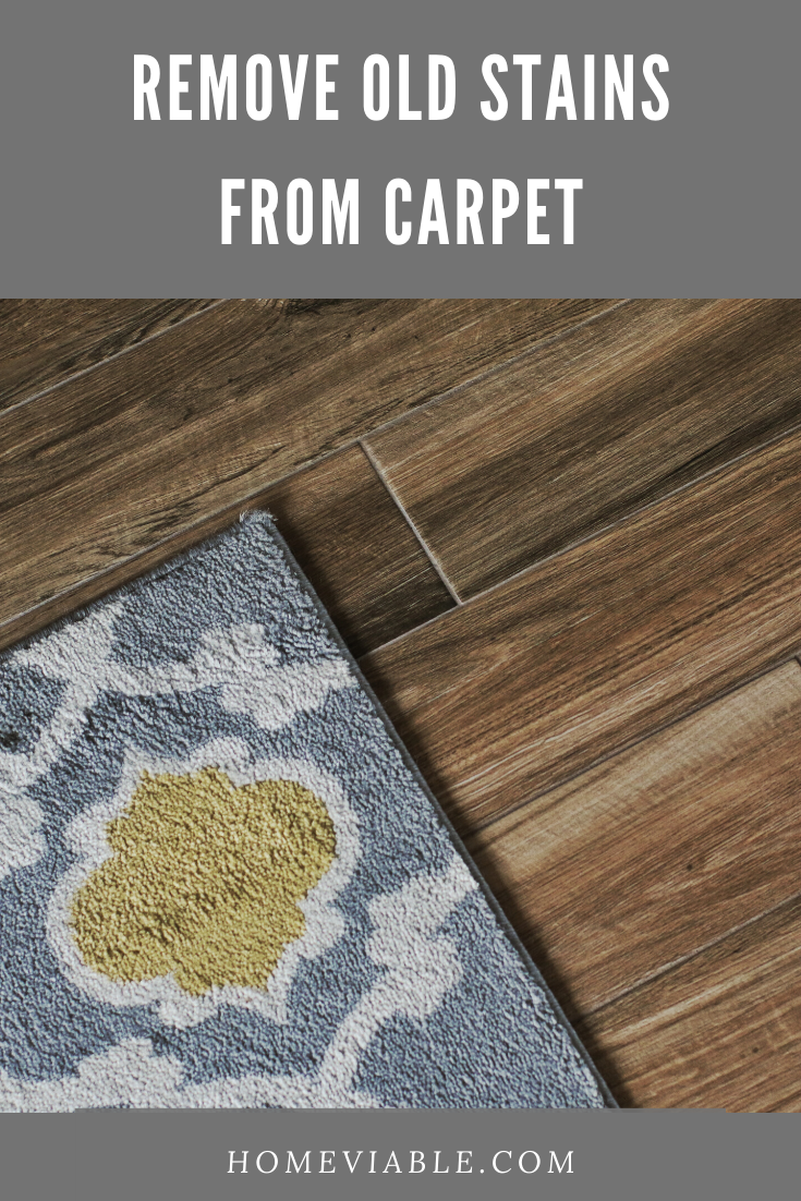 How To Get Old Stains Out Of Your Carpet For Good Room Cleaning Tips Stain Remover Carpet How To Clean Carpet