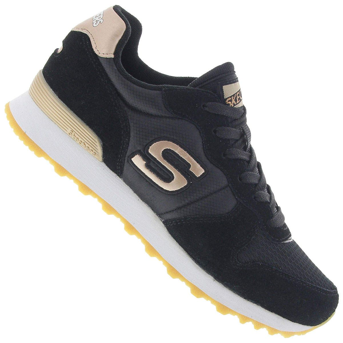 0022641c81 Tênis Skechers Retros OG 85 Golden Girl