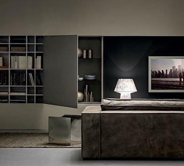Design di Cucine, bagni e soggiorni moderni MODULNOVA - Blade 22 ...
