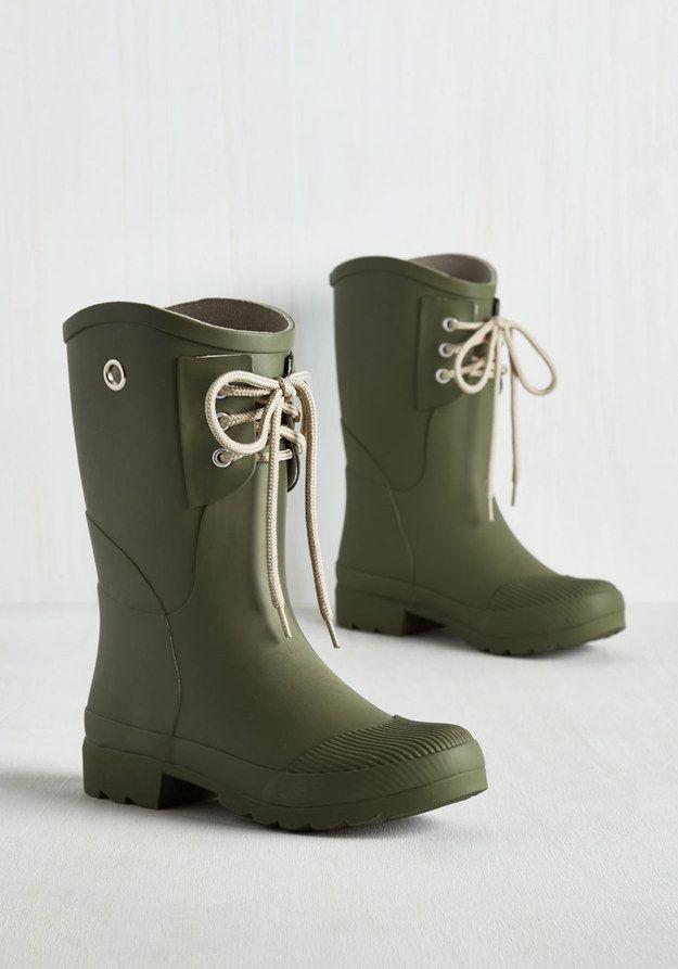 Boots, Cute rain boots