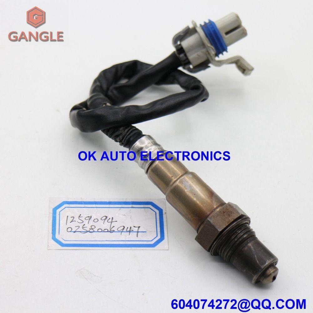 Pontiac Solstice Oxygen Sensor Diagram Electrical Wiring Diagrams 2007 Engine Lambda Air Fuel Ratio O2 For Gm 4 Wire