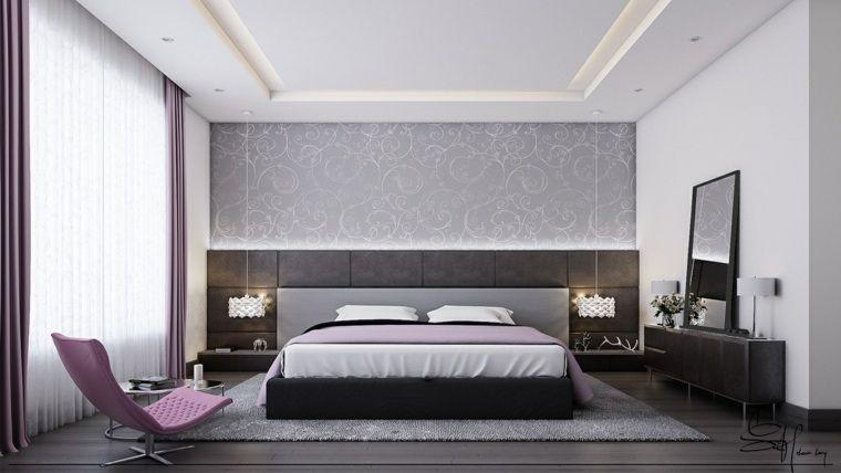 Moderne Schlafzimmer mit harmonischem Ambiente | Schlafzimmer ...