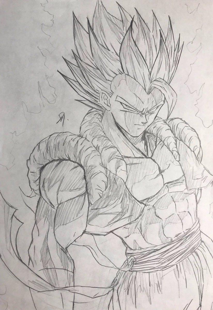 épinglé Par Warren Ally Sur Favs Dessin Manga Dessin Goku