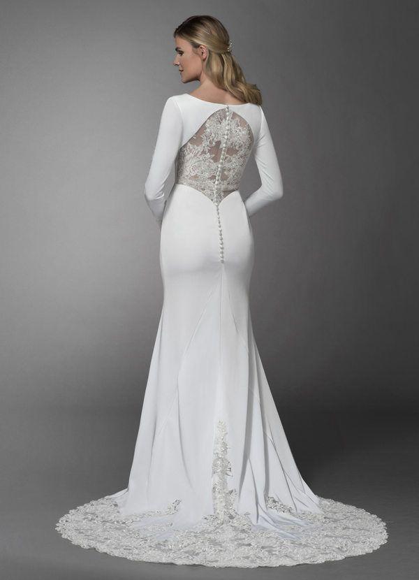 Azazie Primrose BG Wedding Dresses | Azazie