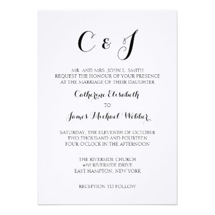 Formal wedding invitation wording brides parents formal wedding formal wedding invitation wording brides parents stopboris
