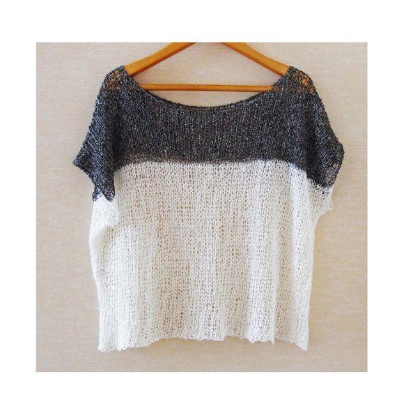 Summer Linen Top Knit Tank Top Linen Sleeveless Blouse Linen