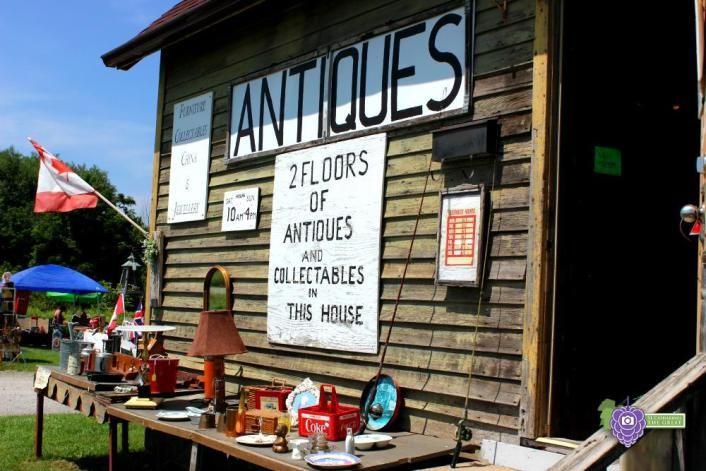 Prudhommes Antique & Flea Market - VINELAND (In Photos ...