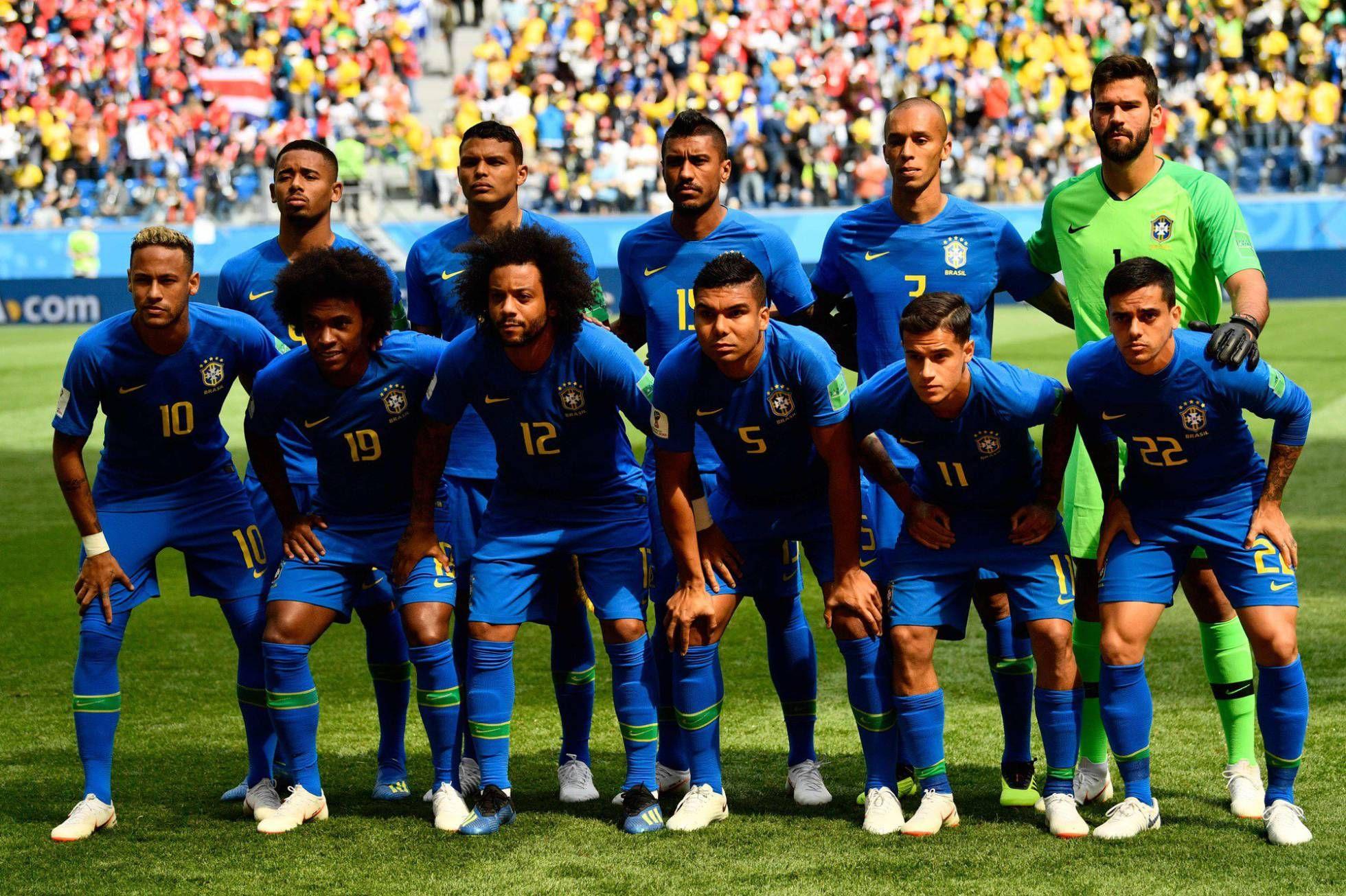 Quem são os 23 convocados de Tite para a Copa 2018  b8a3c7c593781