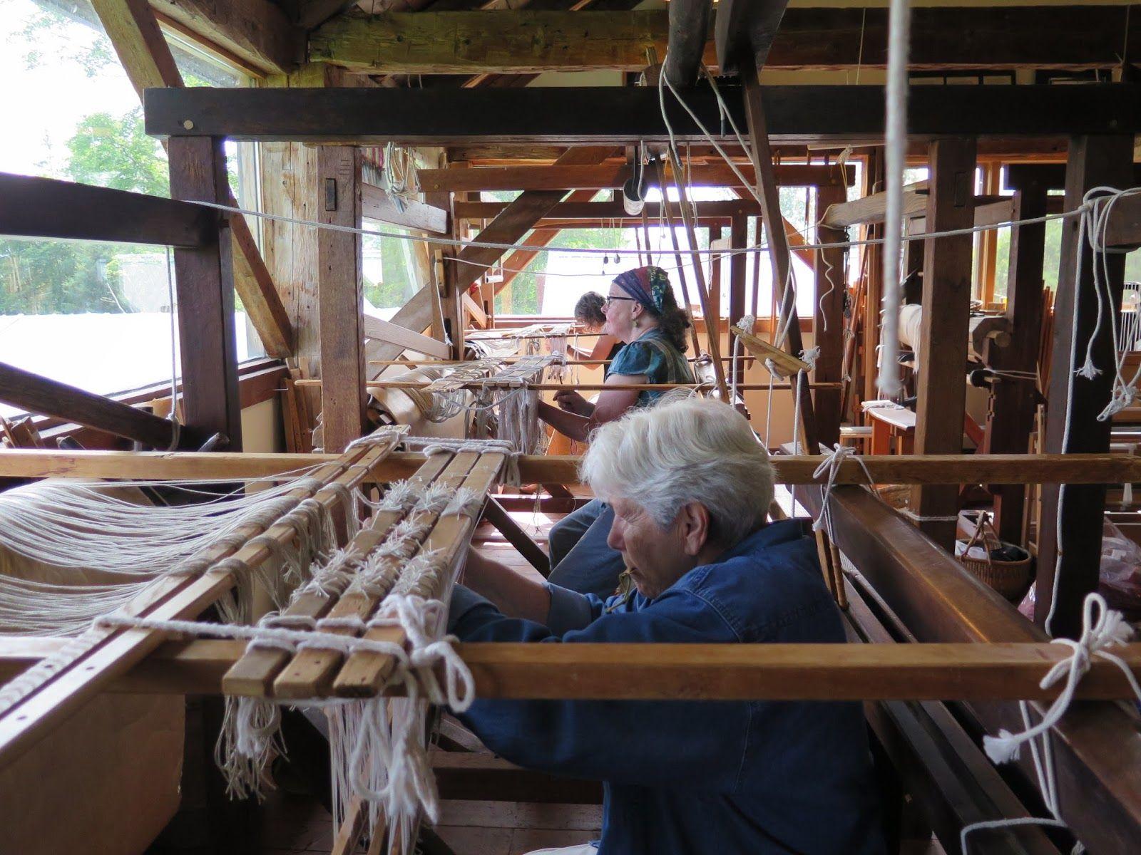 Marshfield School Of Weaving