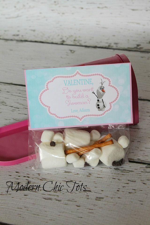 Frozen Valentine's Day Printable | Adisten's Closet by ...