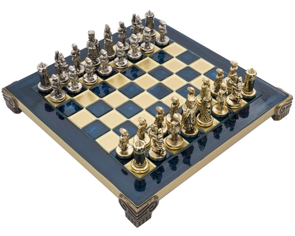 Case Blue Board Game : The regency chess company the manopoulos byzantine empire chess