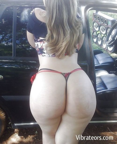 Big White Ass Sexy