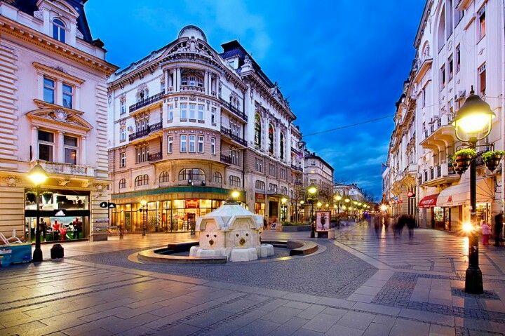 Beograd, Knez Mihajlova ulica | Belgrade serbia, Serbia, Serbia travel