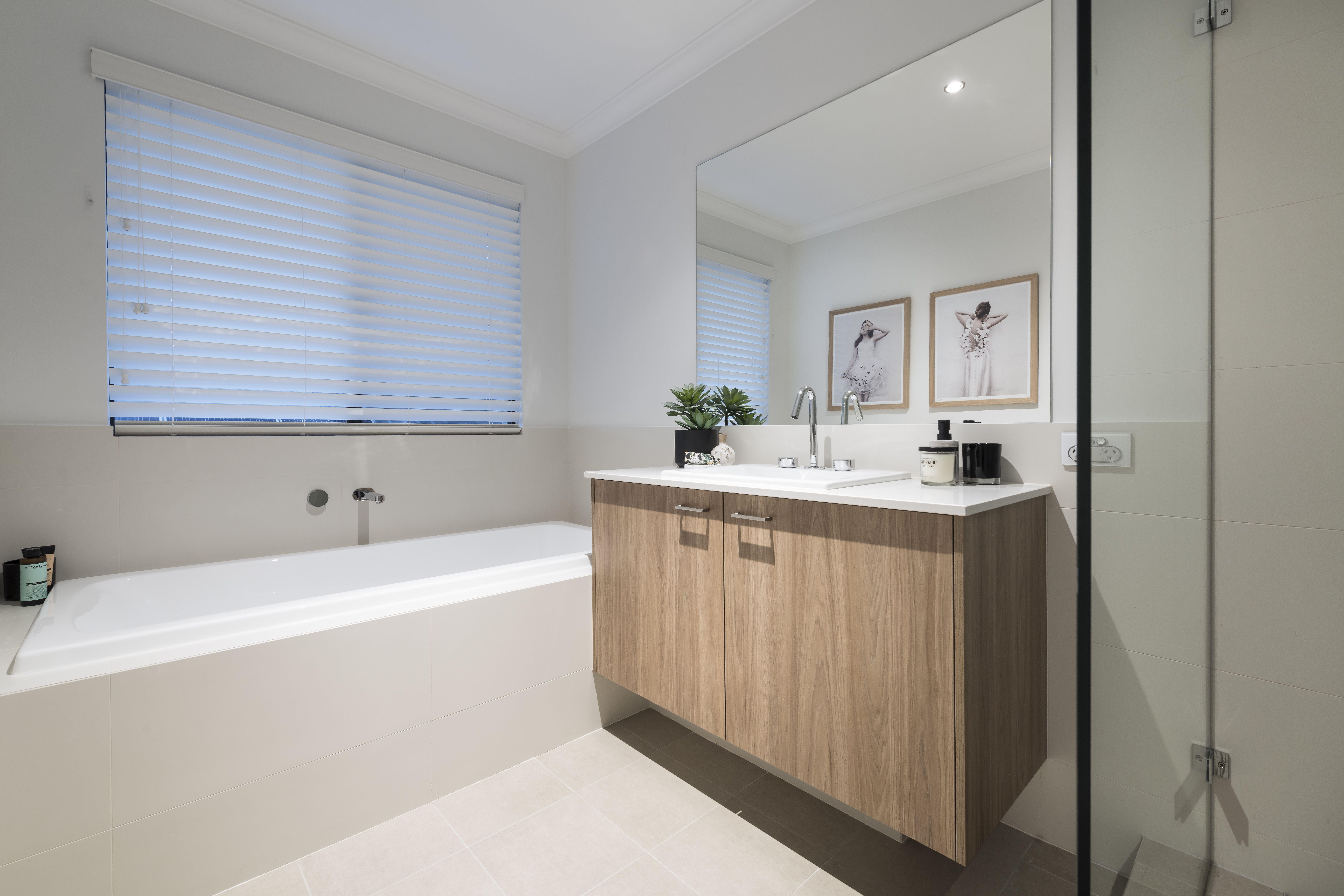 Prime Oak | polytec WOODMATT in 2019 | Oak bathroom vanity