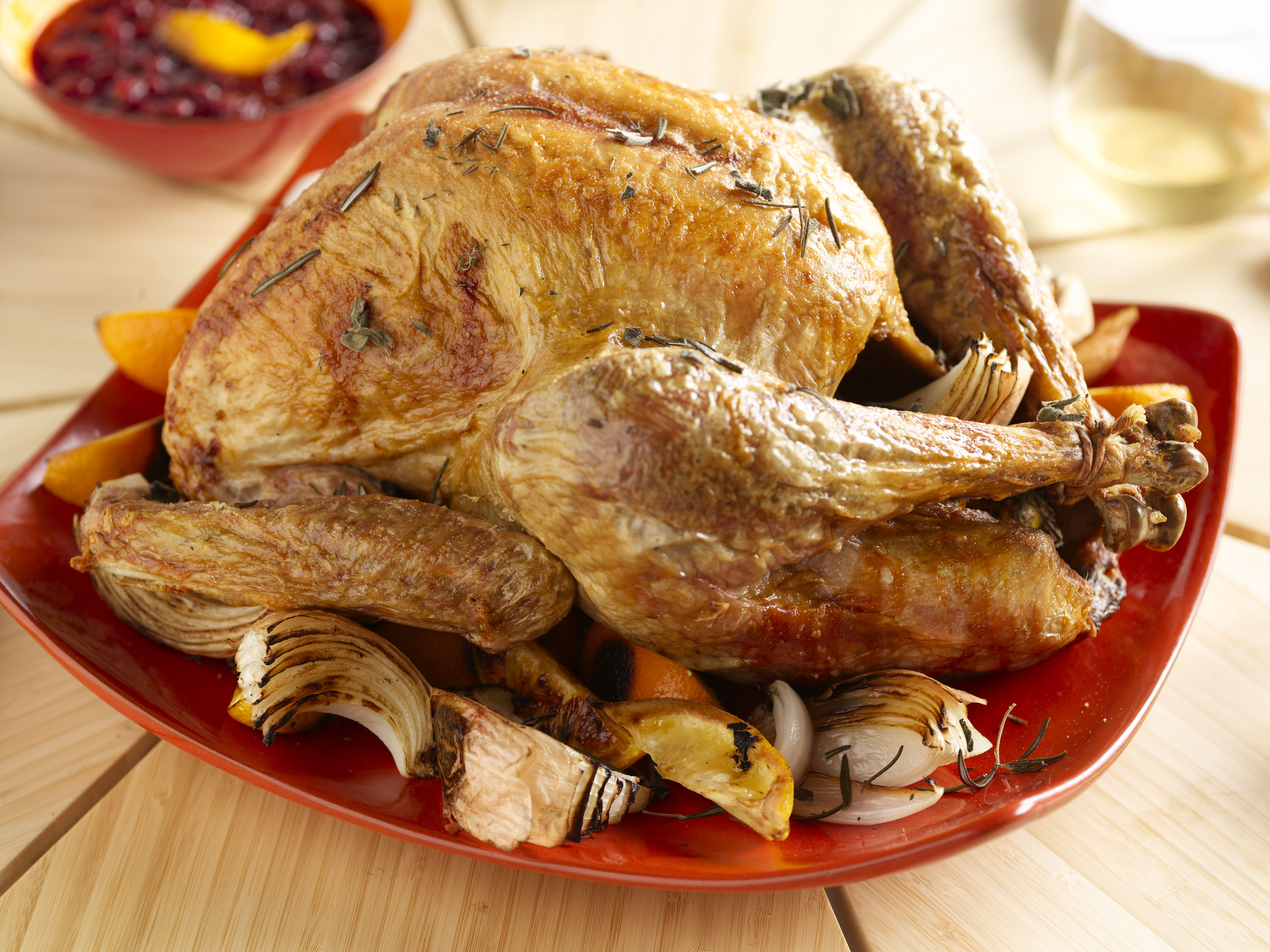 Turkey with herbes de provence and citrus recipe citrus turkey with herbes de provence and citrus forumfinder Choice Image